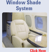 Aircraft Window Shade System
