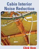 Aircraft Cabin Interior Noise Reduction