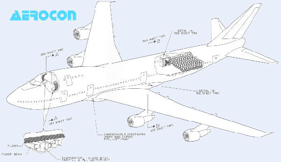 Aircraft Cooling Units : Air conditioning system aircraft